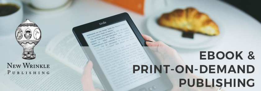 eBook and Print-On-Demand Publishing