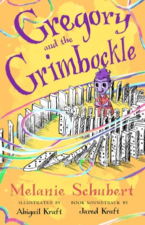 Gregory and the Grimbockle by Melanie Schubert book cover