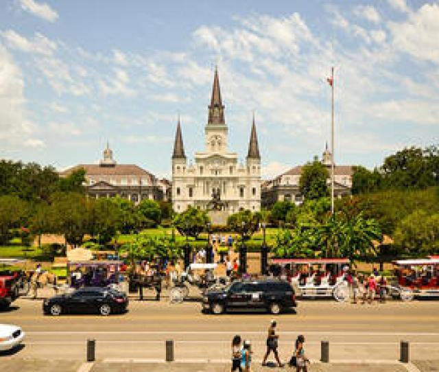 New Orleans Hosts Some Of The Top New Years Eve Celebrations In The Country Drawing Huge Crowds To This Popular City To See In The New Year In True