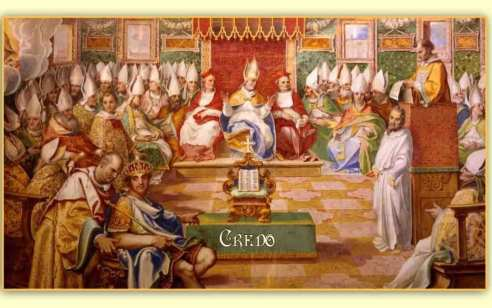 Nicea Council.