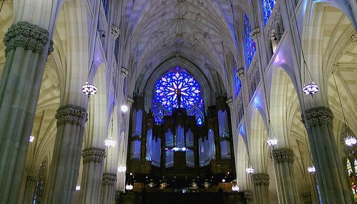 La Cathdrale Saint Patrick New York NewYorkCityfr