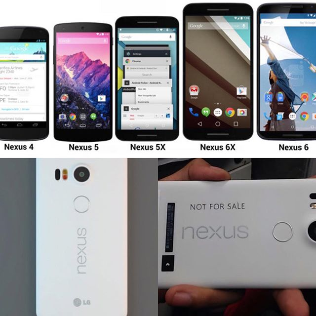 New Nexus phone or two is going to be announced on Sept