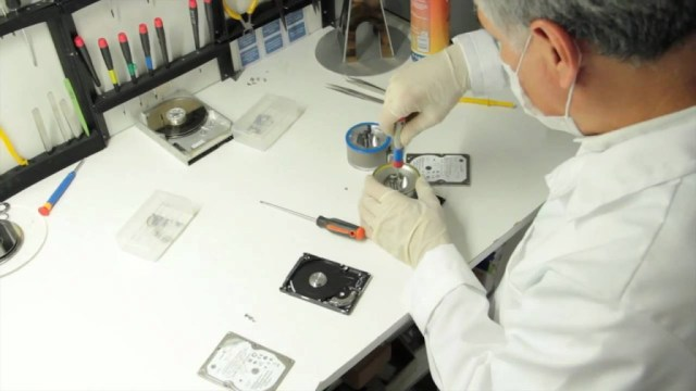 What is lab recovery service?