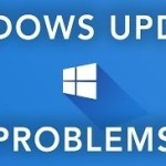 Windows update problems