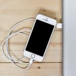 iphone charging to macbook