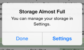 better storage too