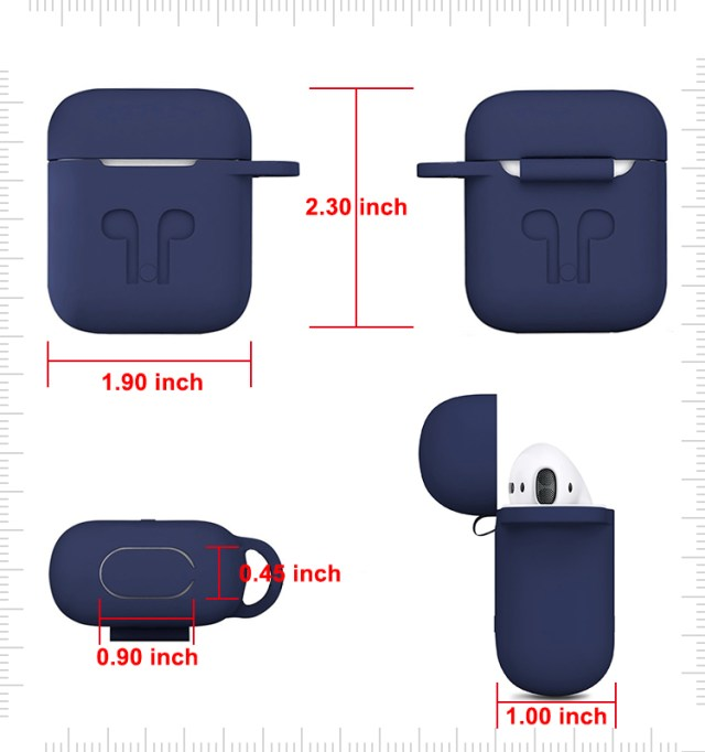 airpod case that is antilost