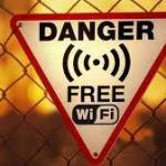 free Wifi may be dangerous