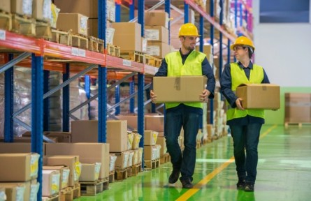 Innovation in warehouse designs with progress in E-commerce