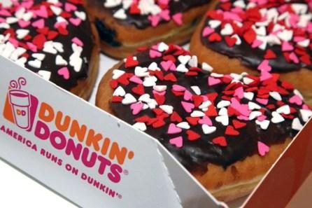 Run on this Dunkin'