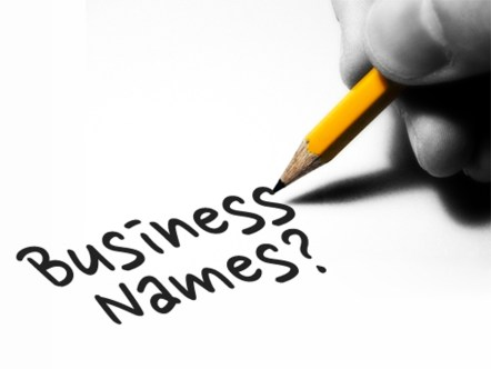 Creating e-commerce business names