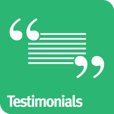 The Persuasive Power of Testimonials