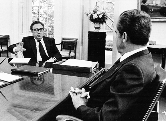 Strangers in the Night: Nixon, Kissinger, and Sinatra ...