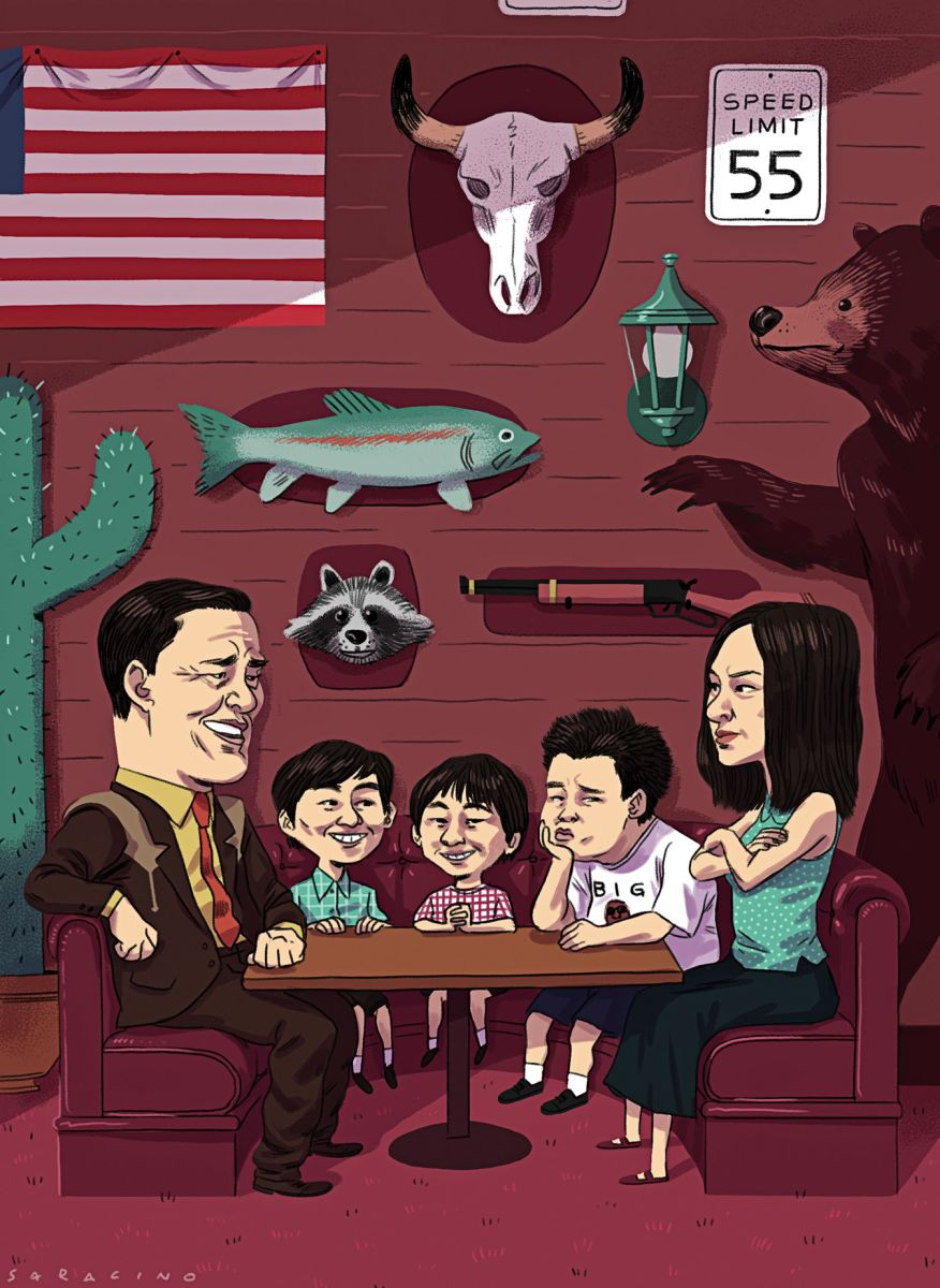 "If ""Fresh Off the Boat"" emphasizes family warmth, it's complicated by sharp details."
