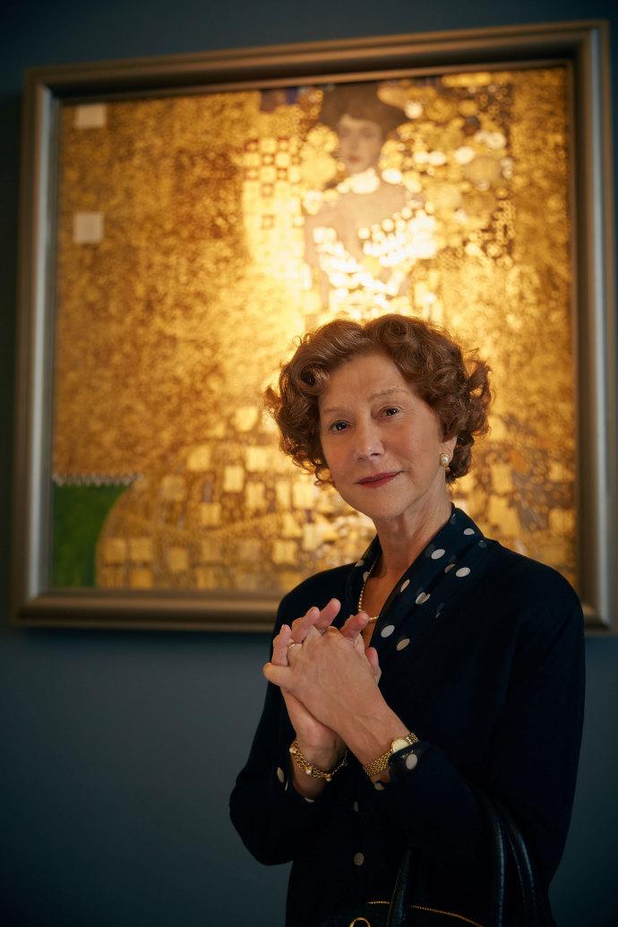 """Helen Mirren in """"Woman in Gold."""""""