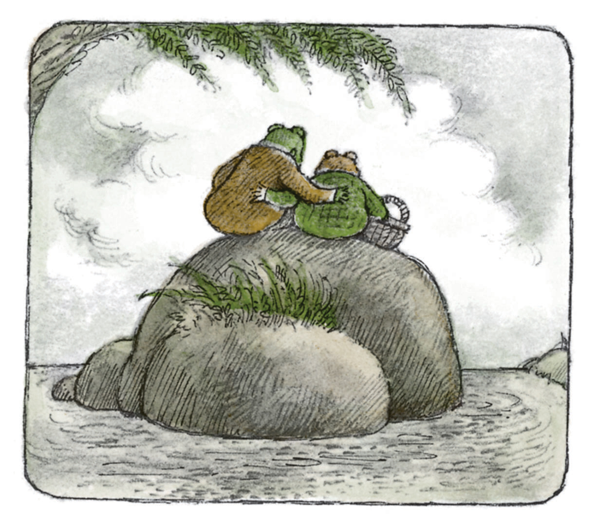 Frog And Toad An Amphibious Celebration Of Same