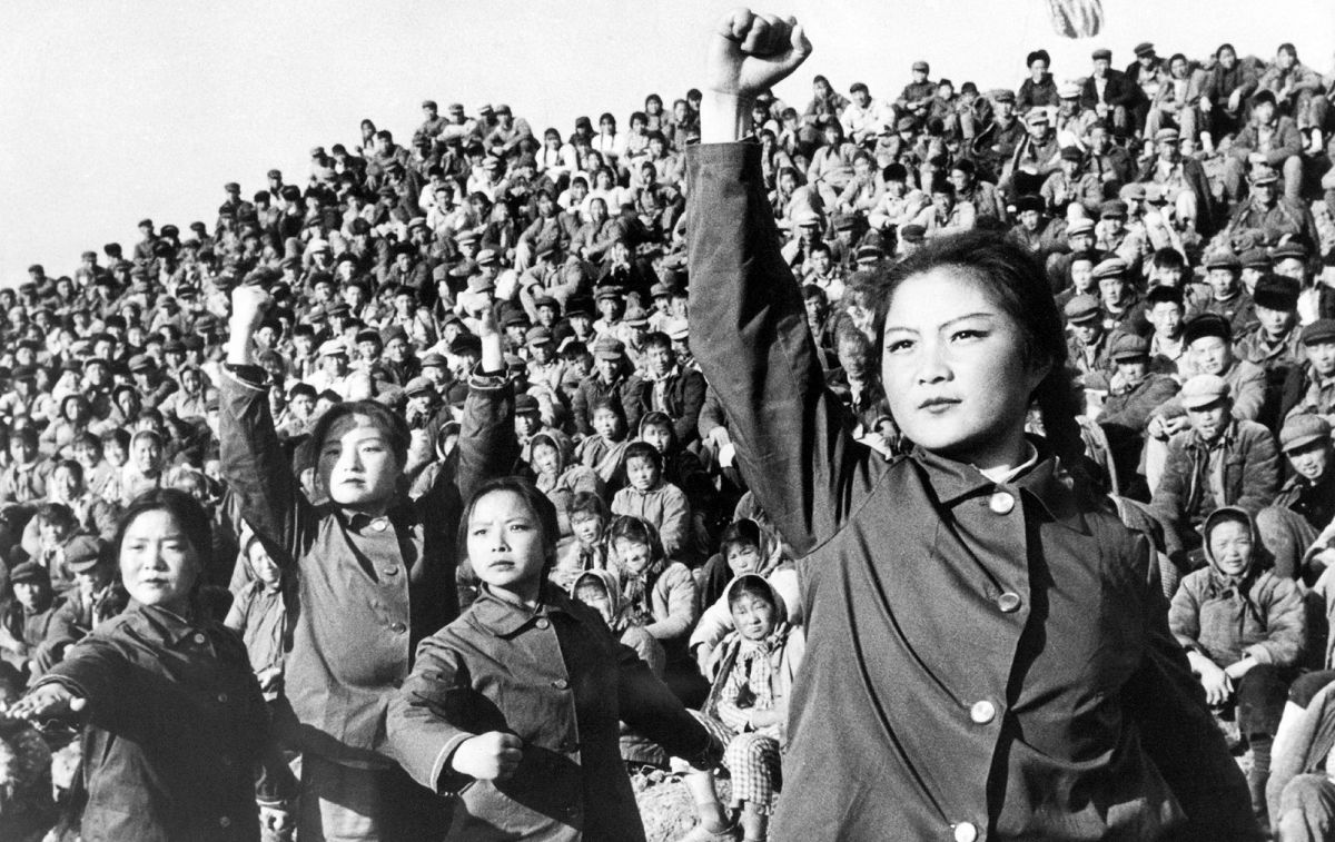 Image result for cultural revolution china