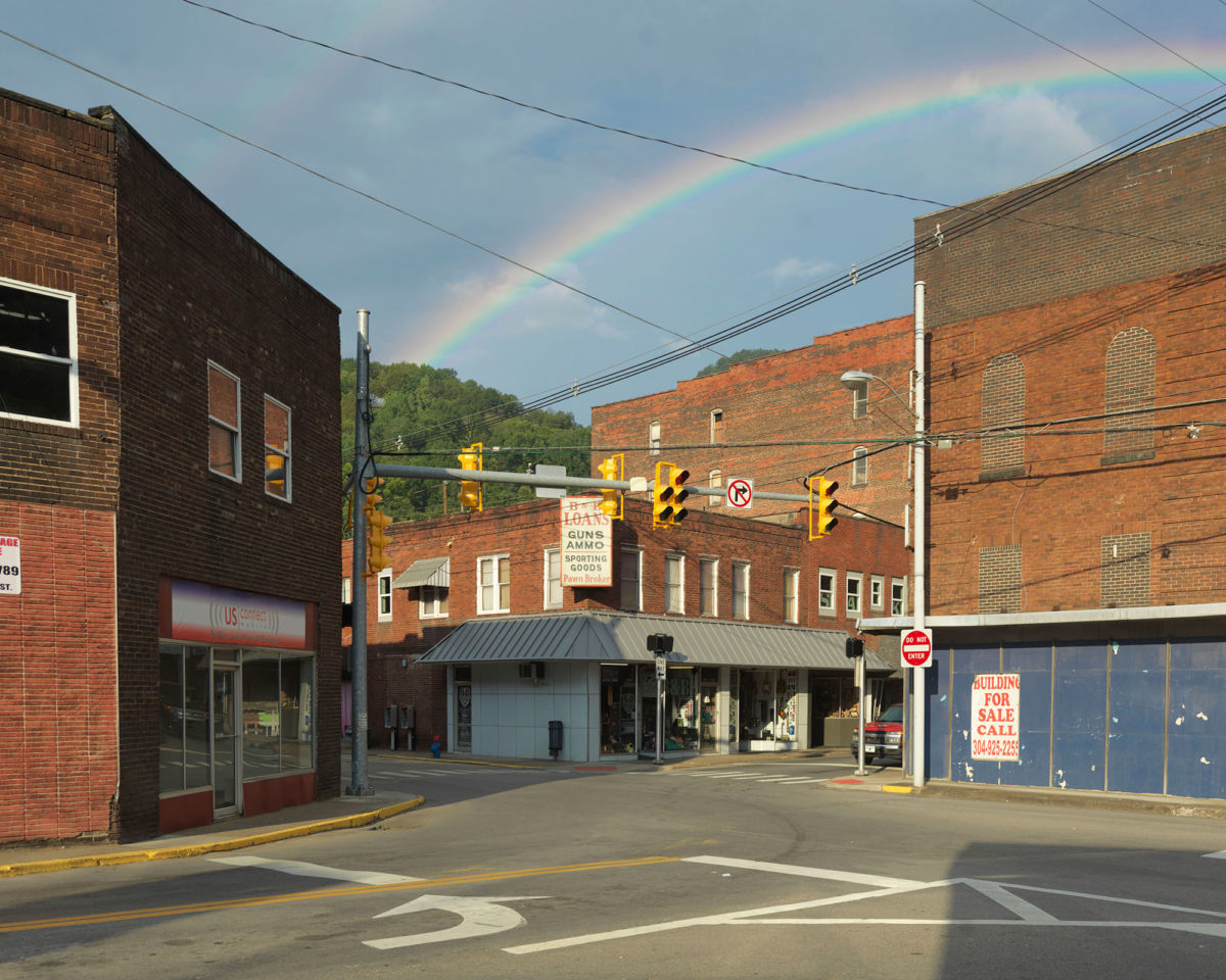 The people of Logan, West Virginia, are used to being different from the rest of the country, but in the Presidential election they were more mainstream than they knew.