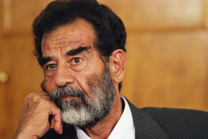 Bien que le lien entre la guerre pour renverser Saddam Hussein et l'élection de 2016 est indirecte, il est gravé dans l'histoire.