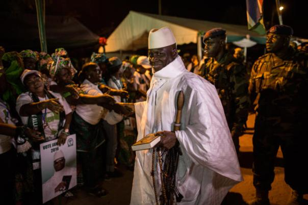 Gambian President Yahya Jammeh initially accepted defeat in the recent Presidential election. Then the troubles began.