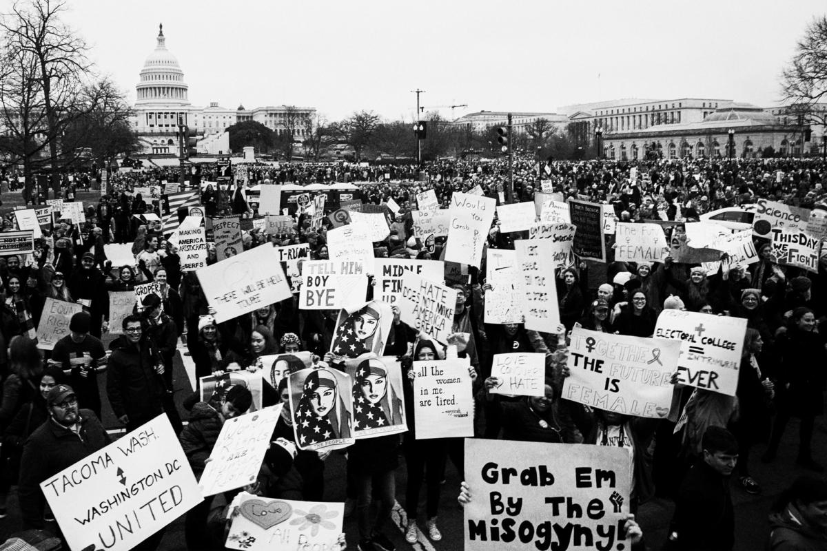 The crowds on Saturday were so enormous, so radiant with love and dissent, that a broader alignment seemed possible.