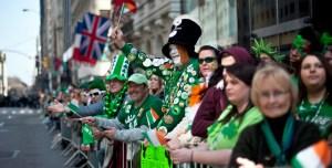 st patricks day parade nyc