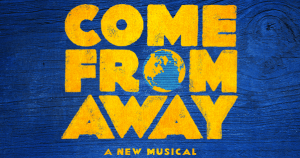 Come From Away on Broadway logo