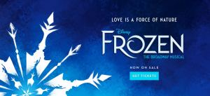 Frozen The Musical on Broadway - Disney Musical