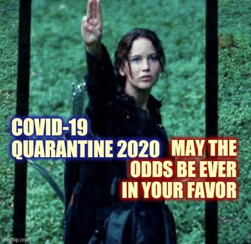 Let The Games Begin And May The Odds Be Ever In Your Favor