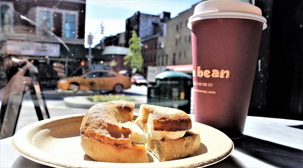 Bagel_coffee_The_Bean(1)