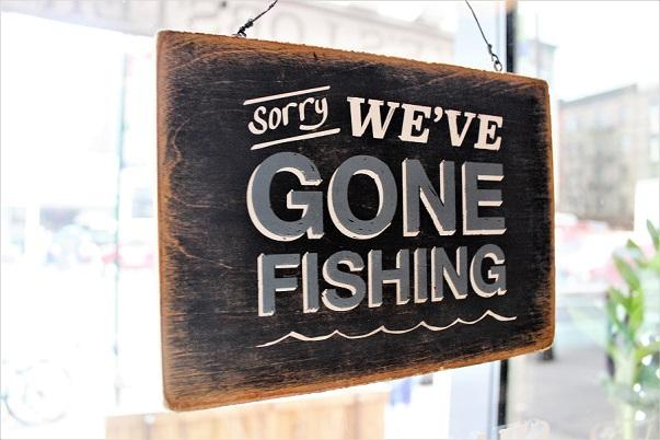 Gone fishing(1)