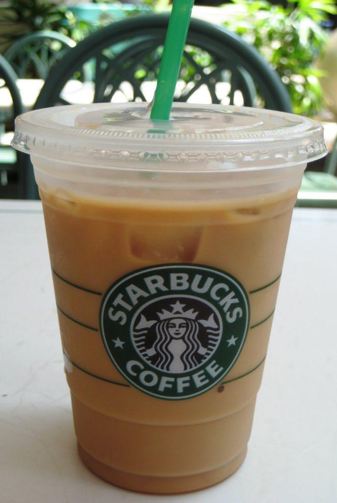 Starbucks Iced Offee