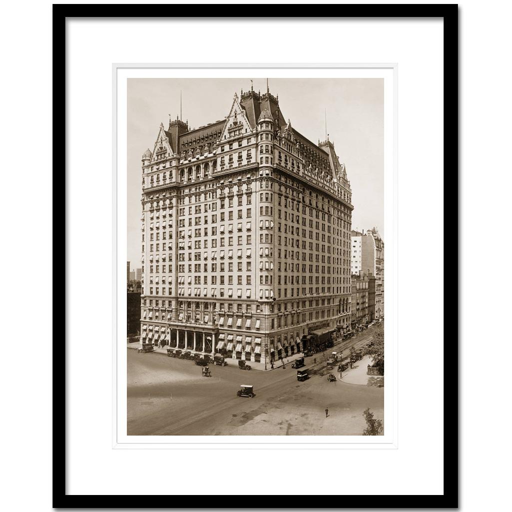 Plaza Hotel 59th Street New York City 1912