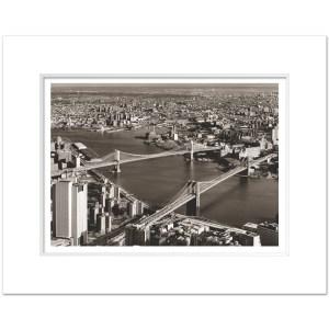 BMBS010-Brooklyn-Manhattan-Bridges-NYC-Art-Print-Sepia-MW1620