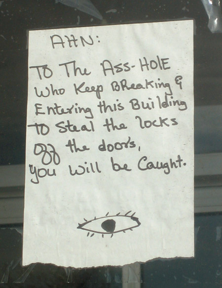 To The Ass-hole