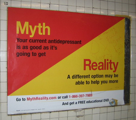 Greenpoint Avenue Subway Poster