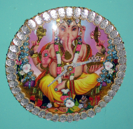Lilac Ganesh