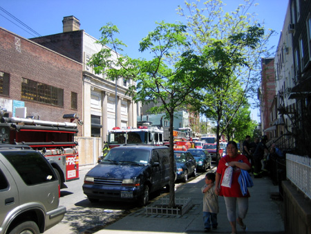 FDNY by the bath house