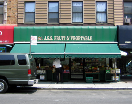 J.S.S. Fruit and Vegetable