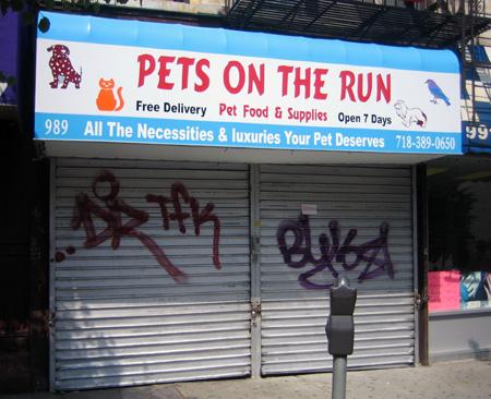 Pets on the Run