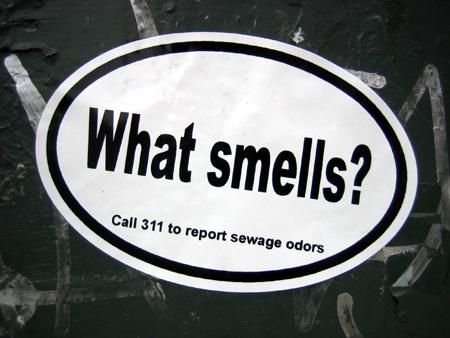 Smells like Greenpoint