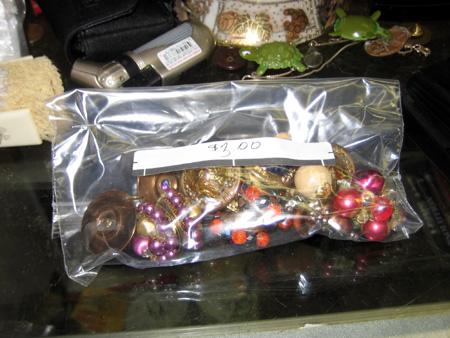 Stapled Goodie Bag
