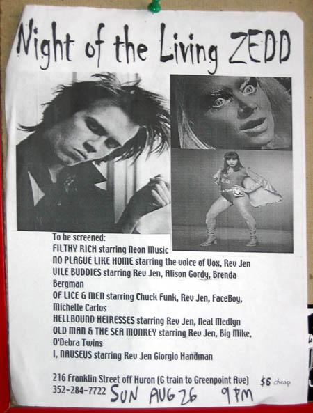 Night of the Living Zedd