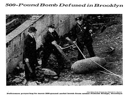 500 Pound Bomb