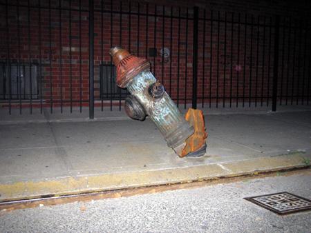 Guenrsey Street Hydrant