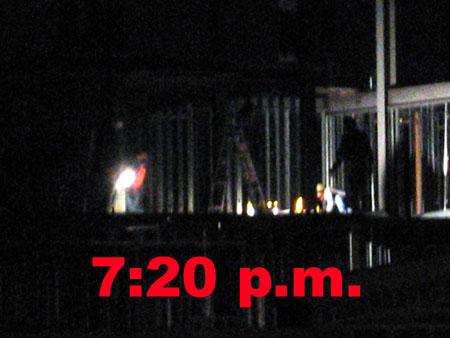 143 Huron, 10/16/07 7:20 p.m.