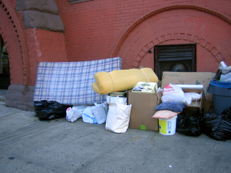 11/12/07 Mattress, 74 India Street