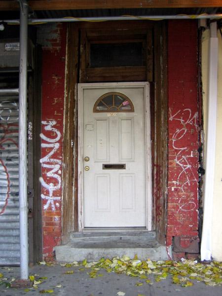 Doorway 1000 Manhattan Avenue