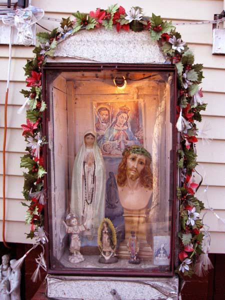 Jesus on Jefferson Street