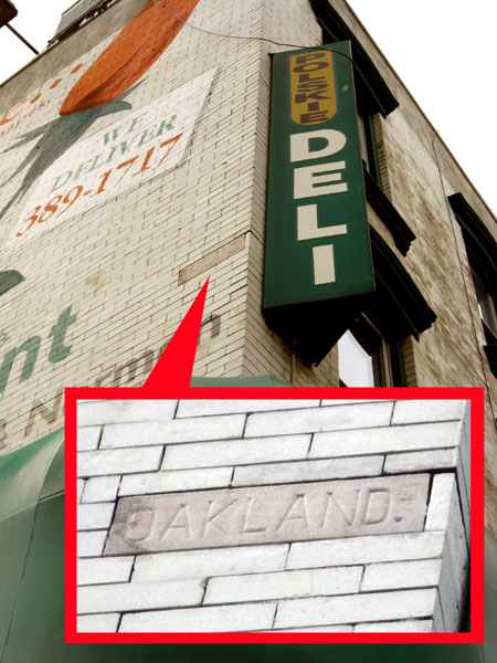 Oakland Street